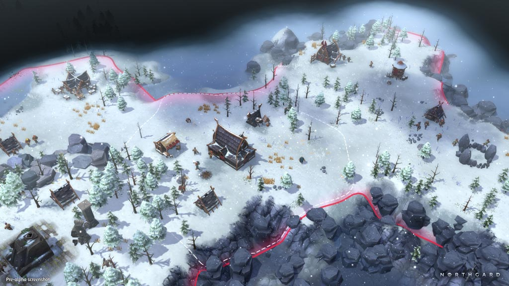Northgard screenshot